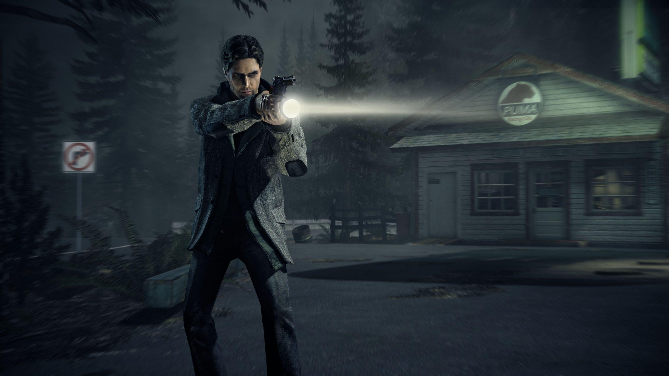 Alan Wake doako kontsolan eta PCan Xbox Game Pass-eko harpidedun guztientzat