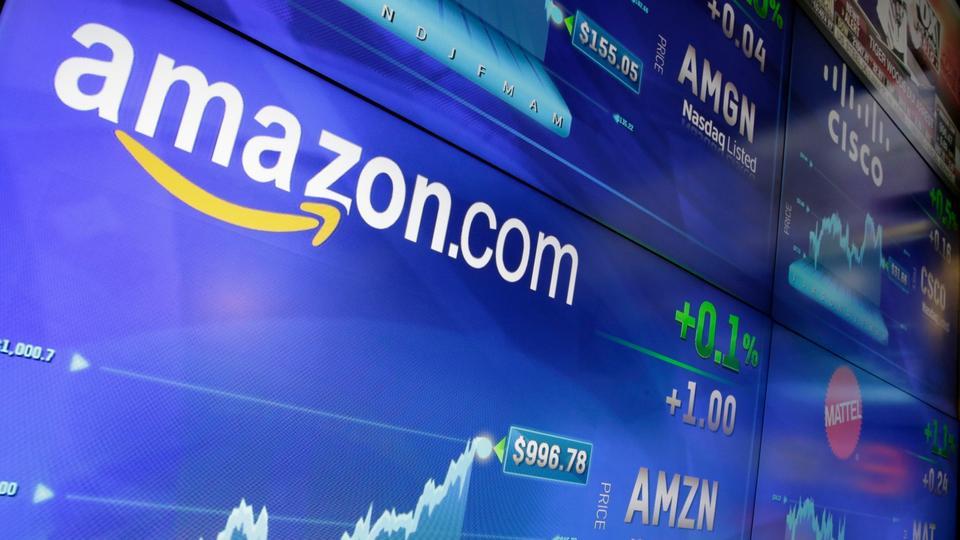 Amazon 1  bilioi dolarretarako Appleaurretik iritsi daiteke