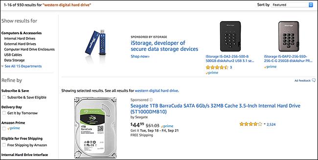 Amazon Produktuen kokapenagatik ordaintzen da, baina zure denda lokalak ere balio du 1