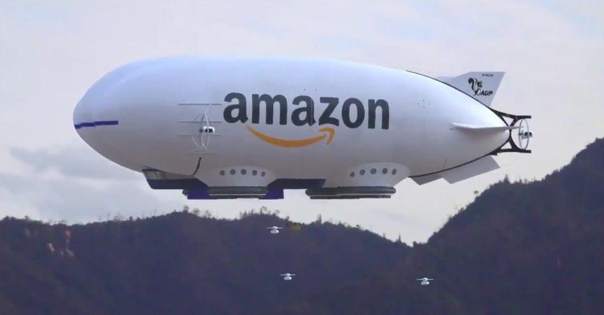 AmazonCom?  Handia, baina nire zain nago Amazon Prime, Allegro Smart maite nuelako