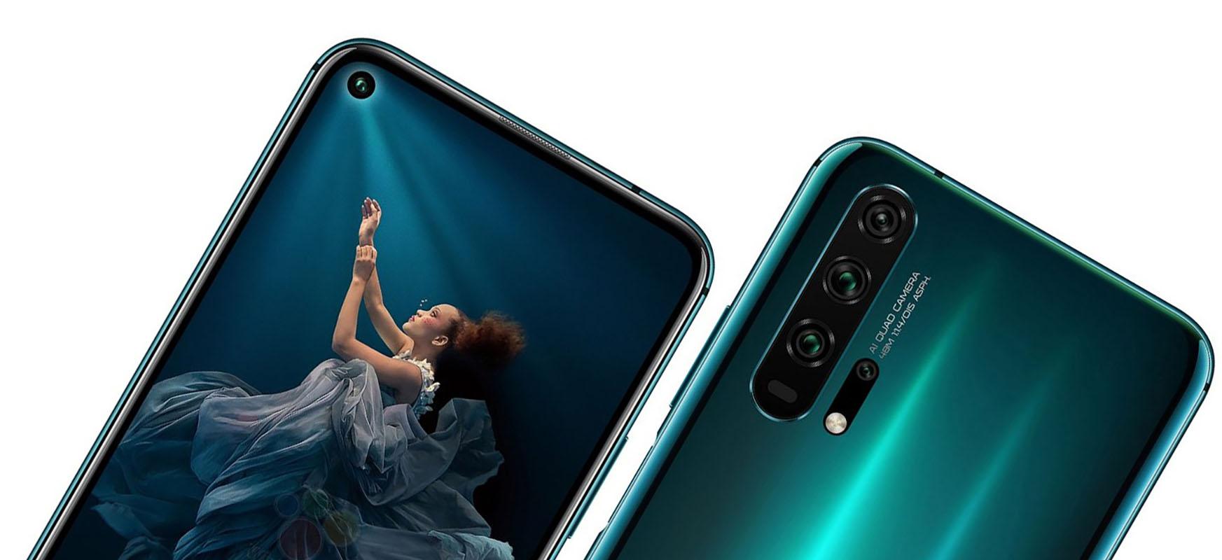 Android 10 Honor smartphones aste honetan - eredu zerrenda