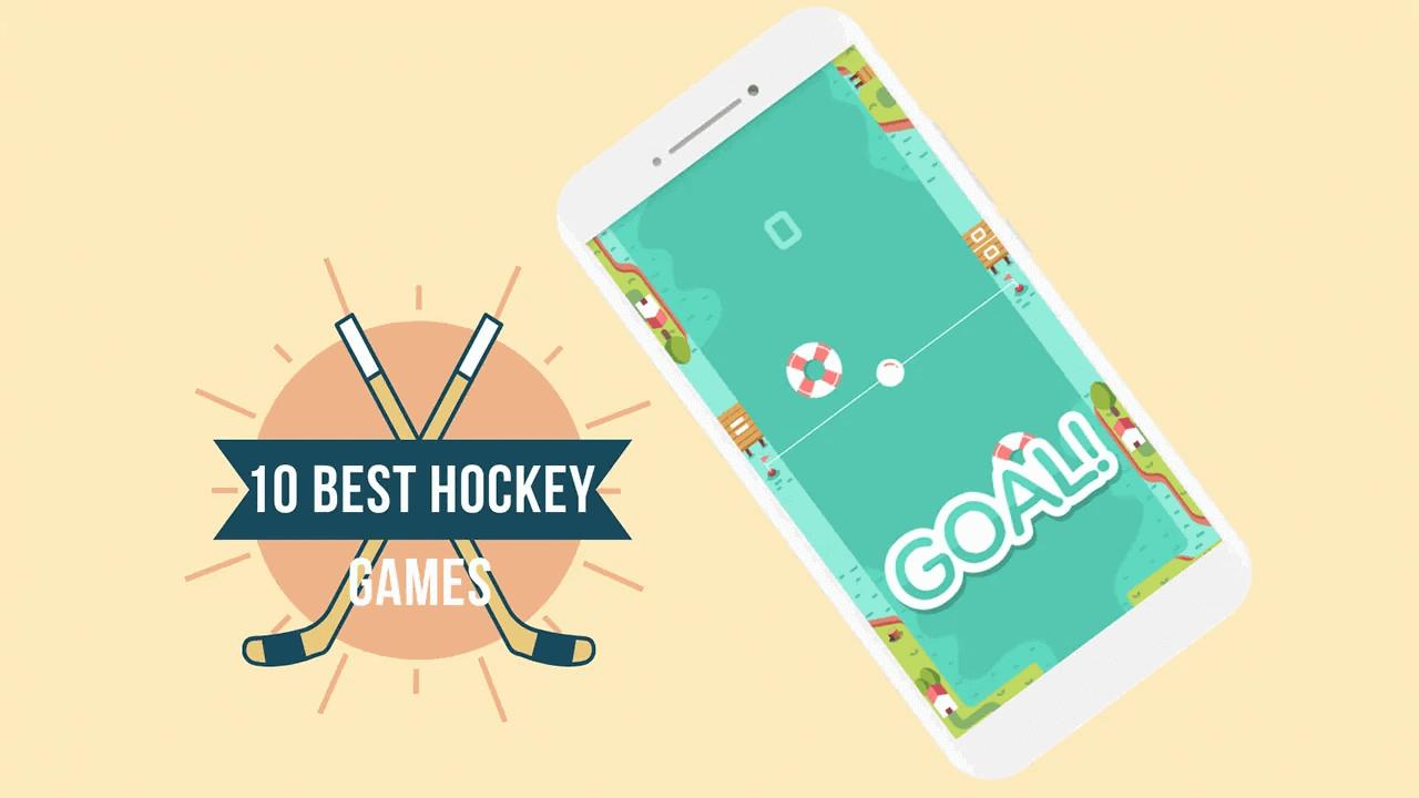Android 10 hockey joko onenak