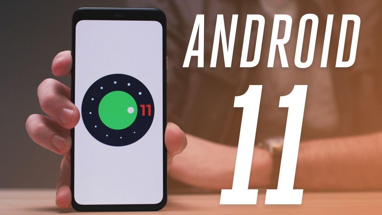 Android 11 garatzailearen aurrebista kaleratu da!