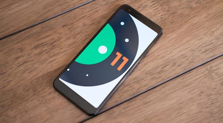 Android 11-rako espero den adierazpena heldu da!