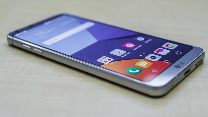 Android Oreo LG G6 kaleratu dute!