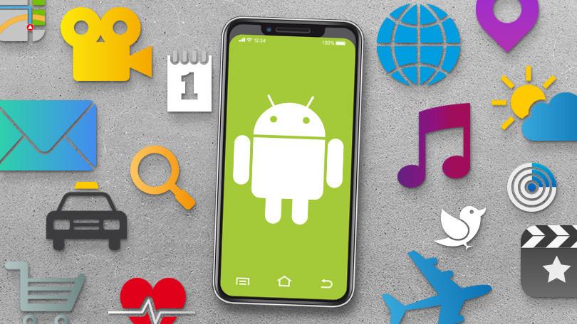 Android aplikaziorik onenak - Uztaila