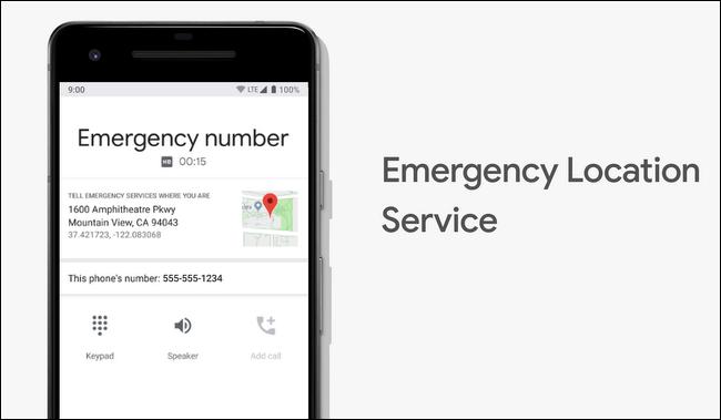 Android telefonoak orain kokatu datu zehatzak 911 dei zentro gehiagorekin 1