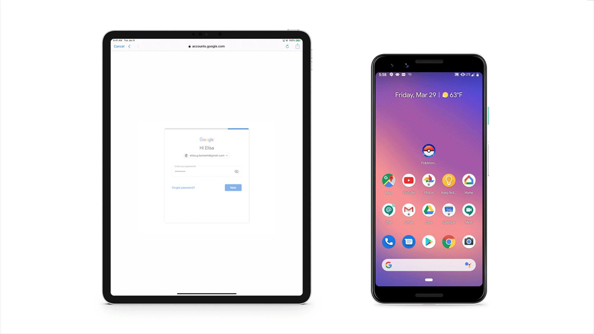 Android telefonlar