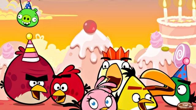 Angry Birds-ek 10 urte ditu
