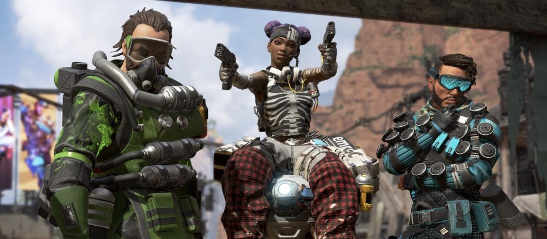 Apex Legends-en mundua hazi egin da.  Battle royale Steam eta Switch bideo-jokoen moduarekin