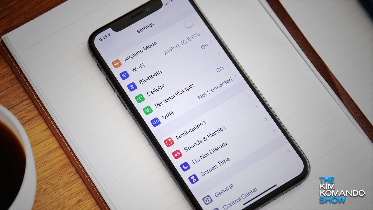 Apple 11 segurtasun alertak kaleratzen ditu - hona nola eguneratu