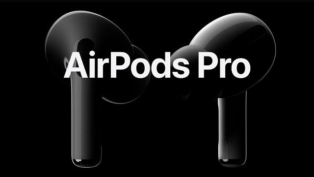 Apple AirPods Pro entzungailu oso garestien ekoizpena bikoizten du