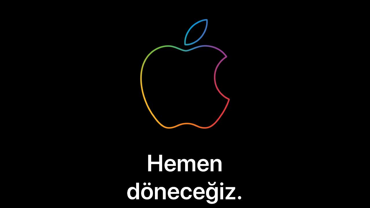Apple Denda mantentze lanetan dabil!  Igoerak datoz!