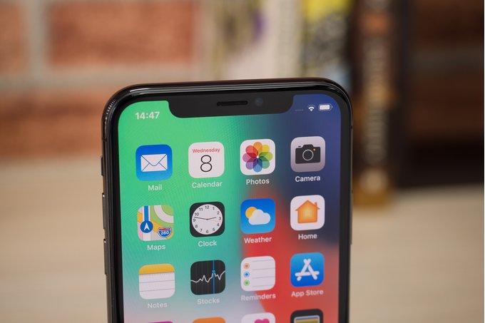 Apple LG-tik OLED-en eskaera!