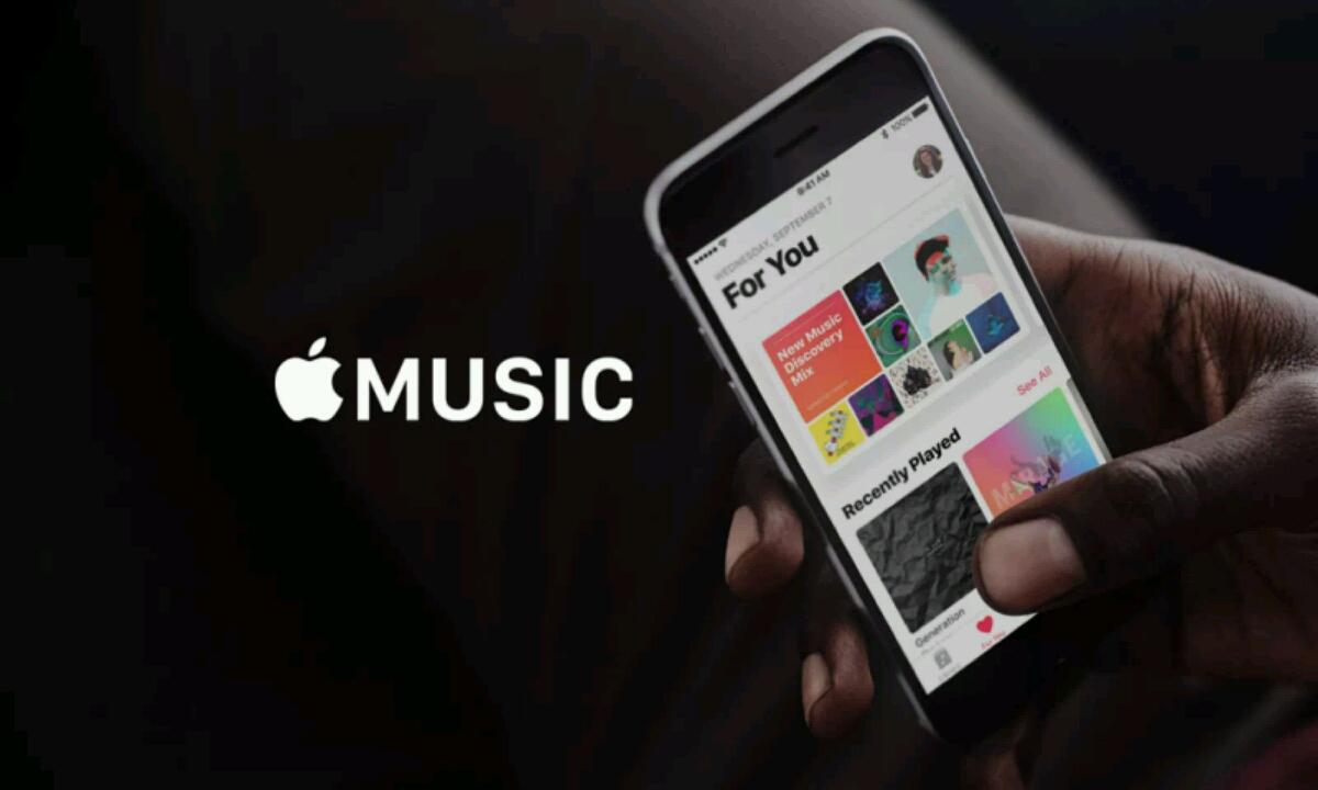 Apple Musika aplikazioa filtratu egin da!