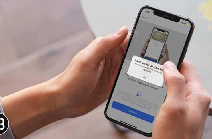 Apple Pay IPhonean funtzionatzen al du?  Hemen dago nola konpondu