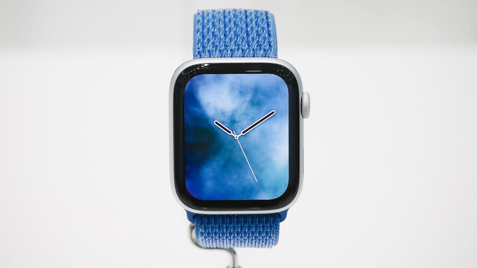 Apple Watch 4  Bi promozio bideo berri