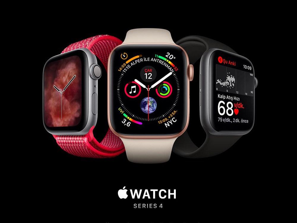 Apple Watch 4  Turkia nolabaiteko prezioa zen
