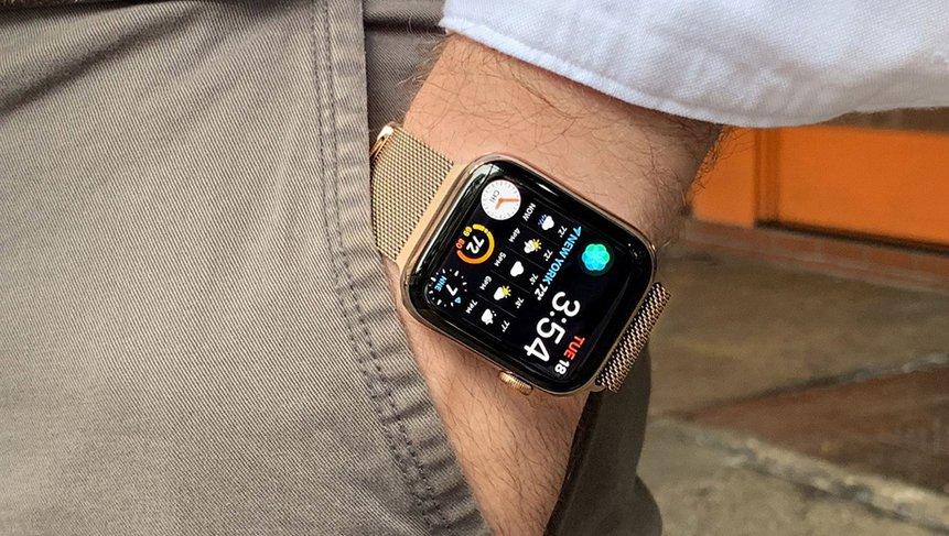 Apple Watch 4  egiteko 5 promozio bideo berria