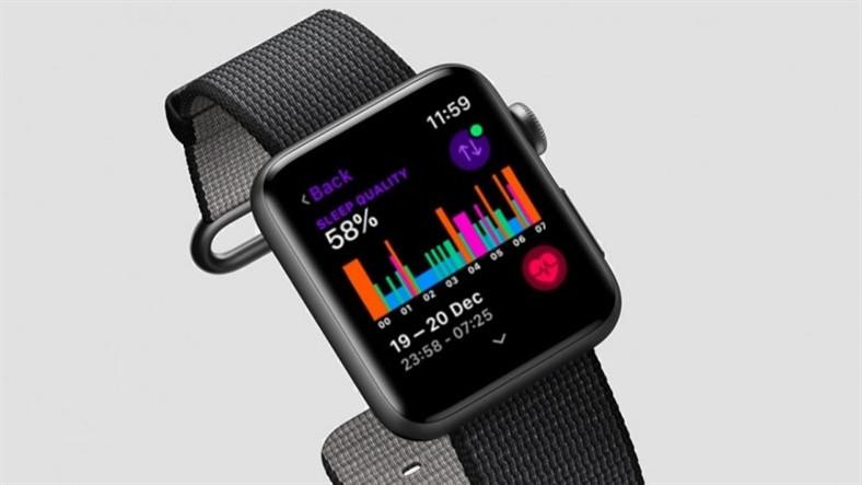 Apple Watch 4kasuaren diseinua ez da aldatuko