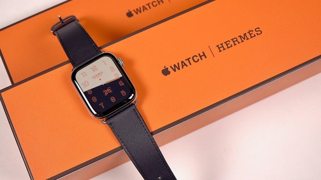 Apple Watch Markaketa berriak Hermeserako bidean