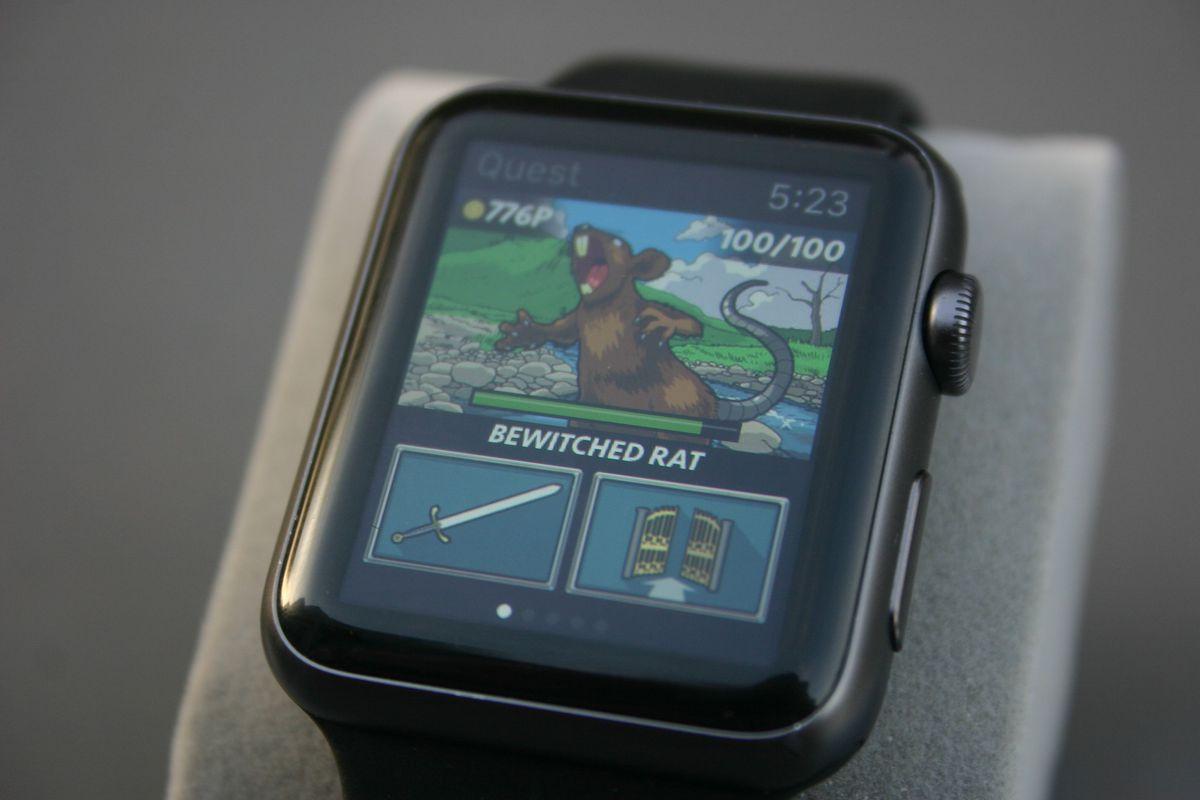 Apple Watch umeentzako jolas onenak - 2018