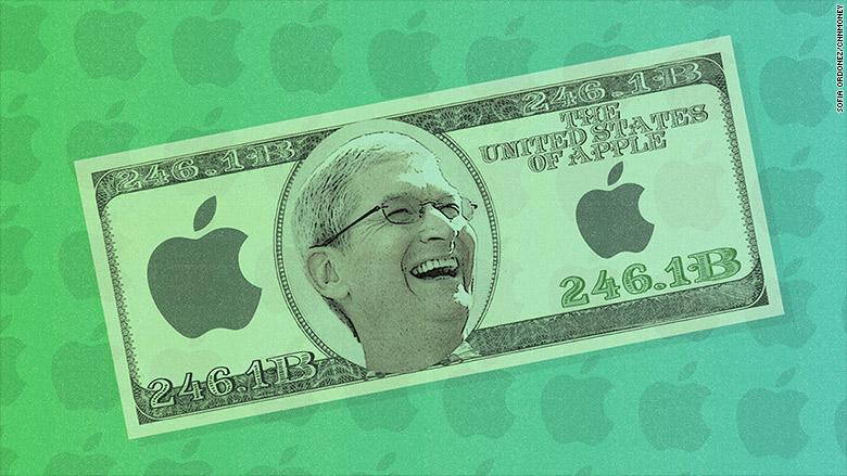 Apple vergi
