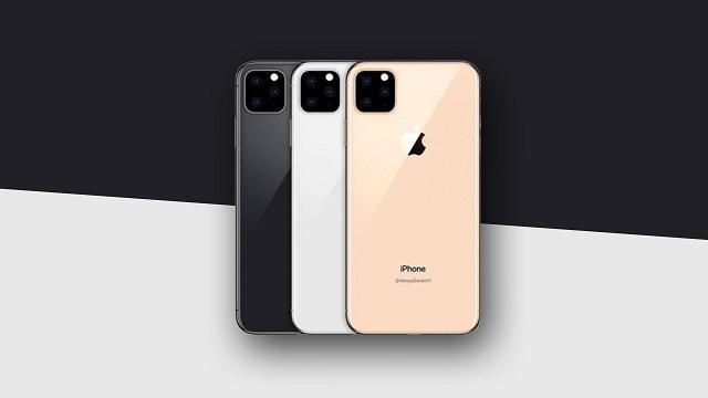 Apple datorren urtean gehienez 5G-eko lau smartphone erakutsi ditzake