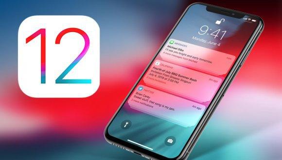 Apple iOS 12k erabilera tasak iragarri ditu