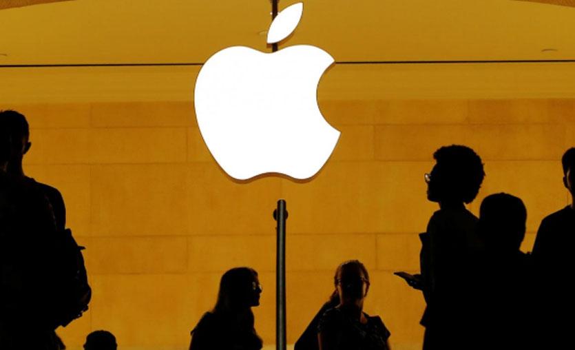 Apple poltsak soldata ordainduko die langileei