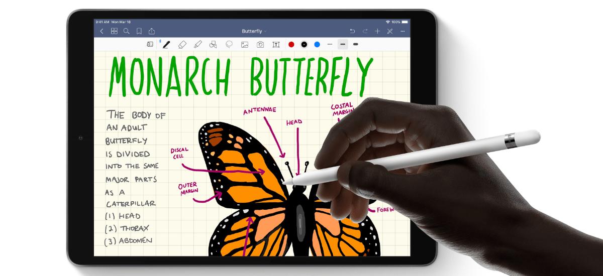 Apple tableta tolesturaren bisagra patentatu du.  IPAD batek zenbat balio dezakeen pentsatzeko beldur naiz