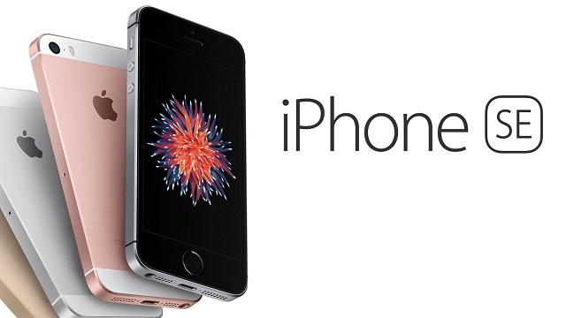 Apple ustez, ez bat bakarra, baina beste bi iPhone SE