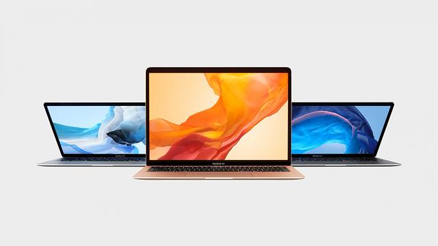 Apple ustez, joko Mac batean lan egiten du
