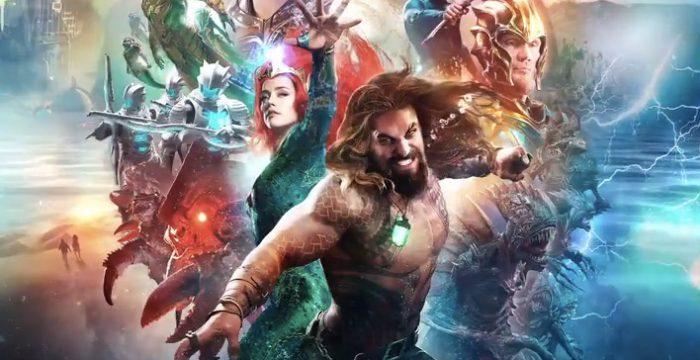 Aquaman 1 lortu du milioi mila dolarreko atalasea gainditzea!
