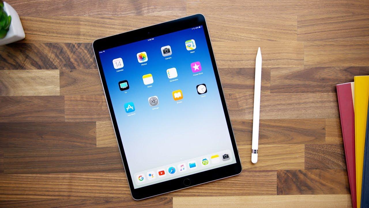 Argia distiratsua 2017 iPad Pro modeloetan agertu zen