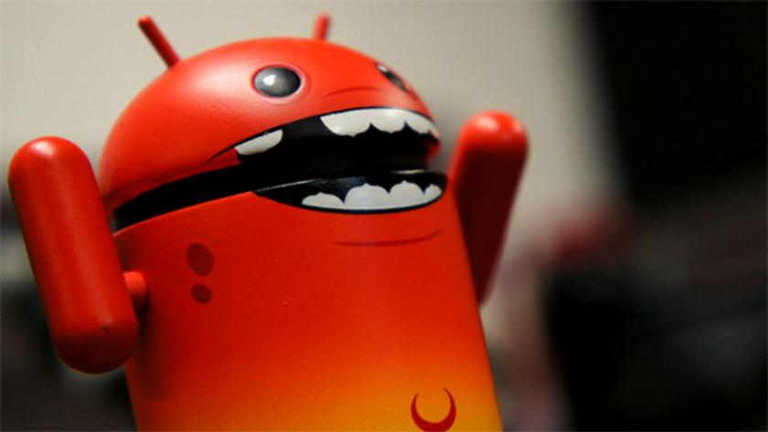 Arrisku handia Android telefono merkeetan!