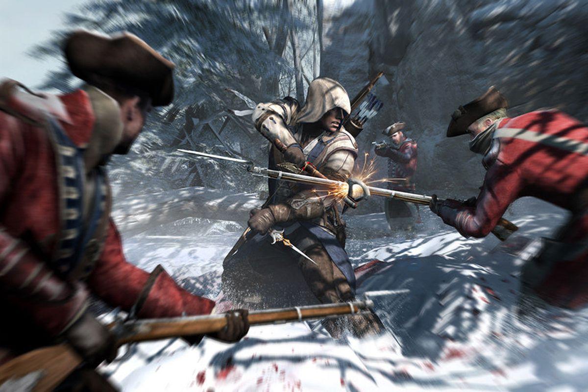 Assassin's Creed 3 Argitaratutako PC sistemaren eskakizunak argitaratu dira
