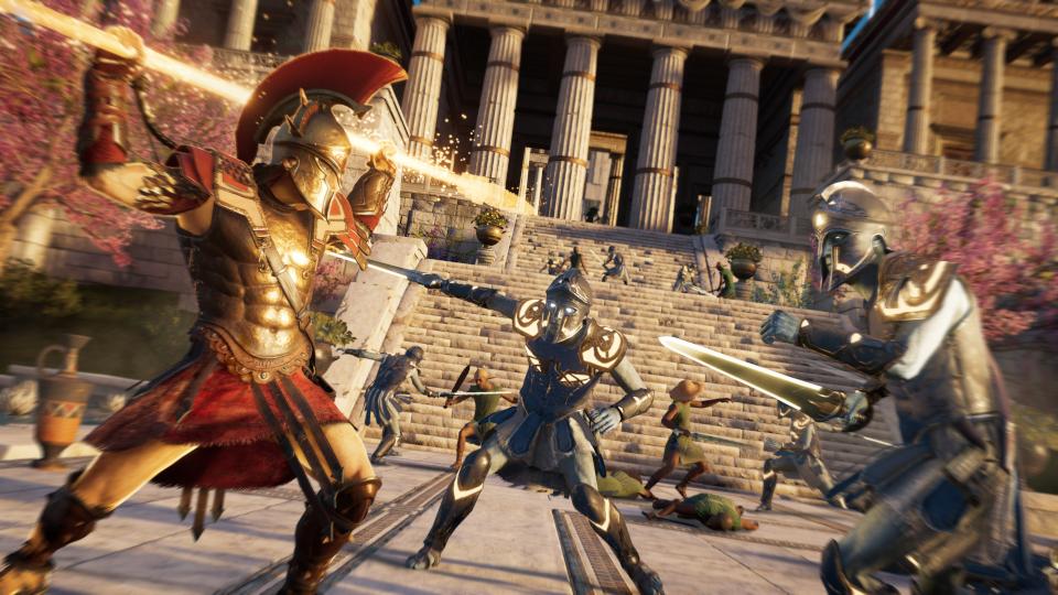 Assassin's Creed Odyssey: Atlantideko Patua hasiera aspergarria da 1