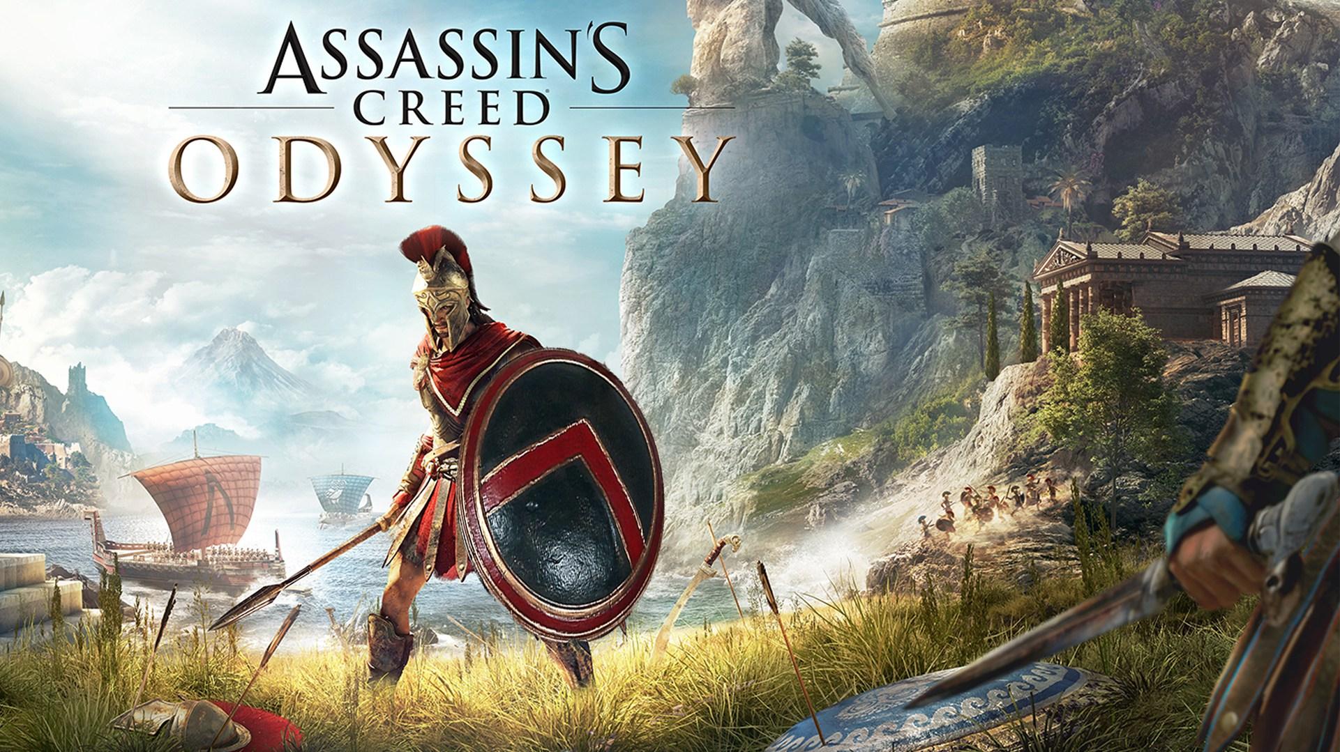 Assassins Creed Odyssey PC sistemaren eskakizunak
