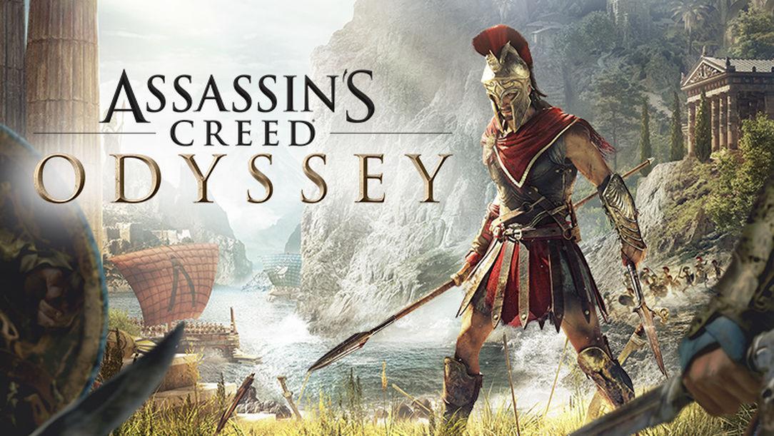 Assassin's Creed Odyssey sartu da!  Lehenengo bideoa iritsi da!