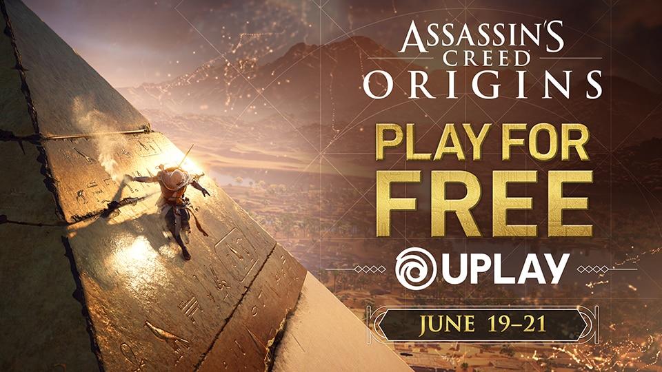 Assassins Creed Origins doakoa da!