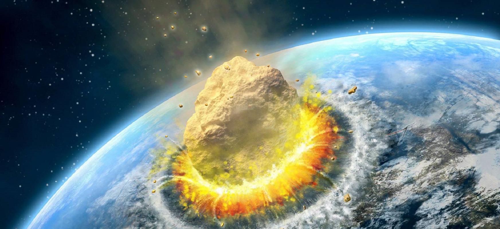 Asteroide erraldoi, erraldoi, erraldoi bat hegan joango da, gertu, Lurraren ondoan