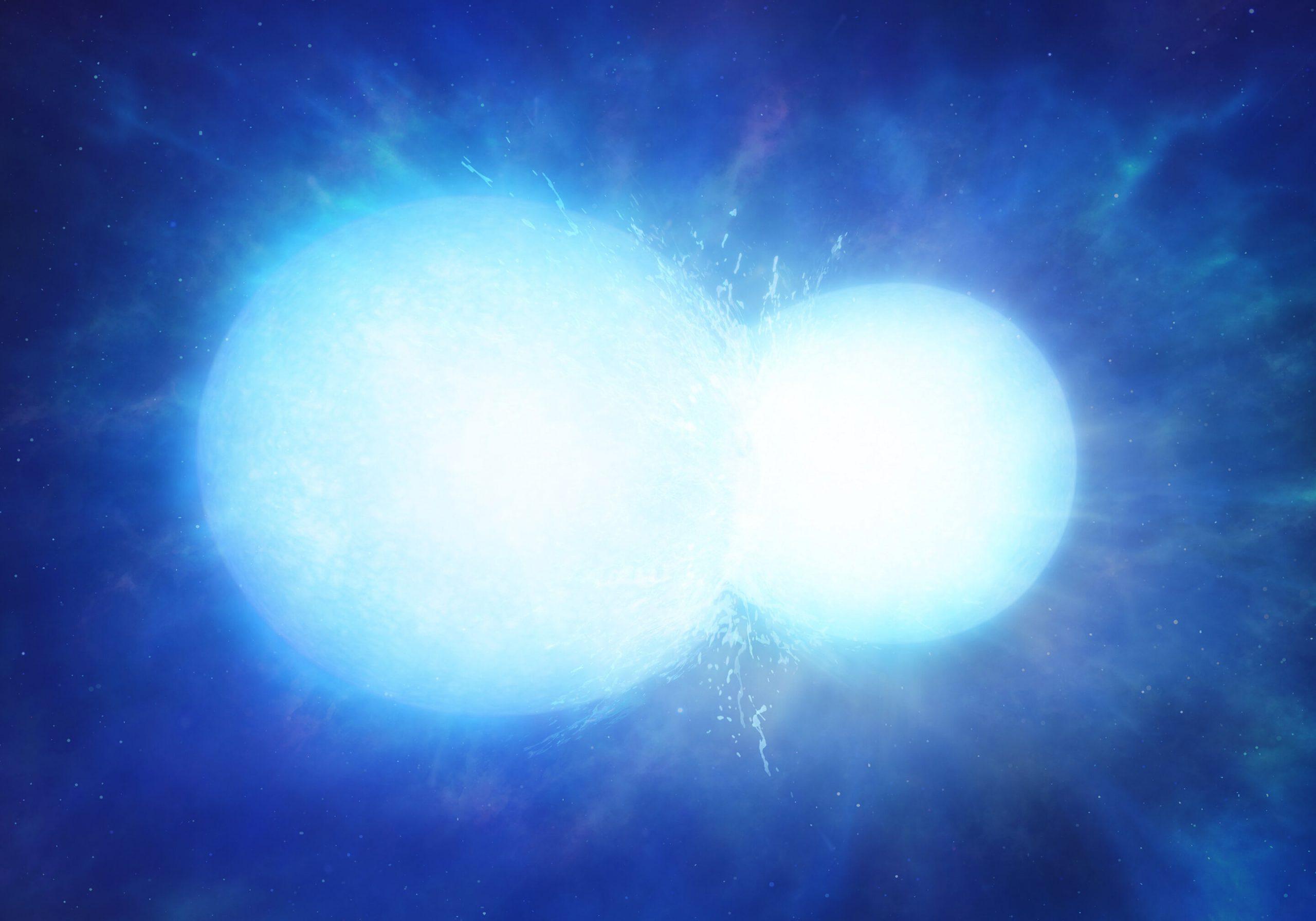 Astronomoek beste birengandik sortu den nano zuri masiboa deskubritzen dute