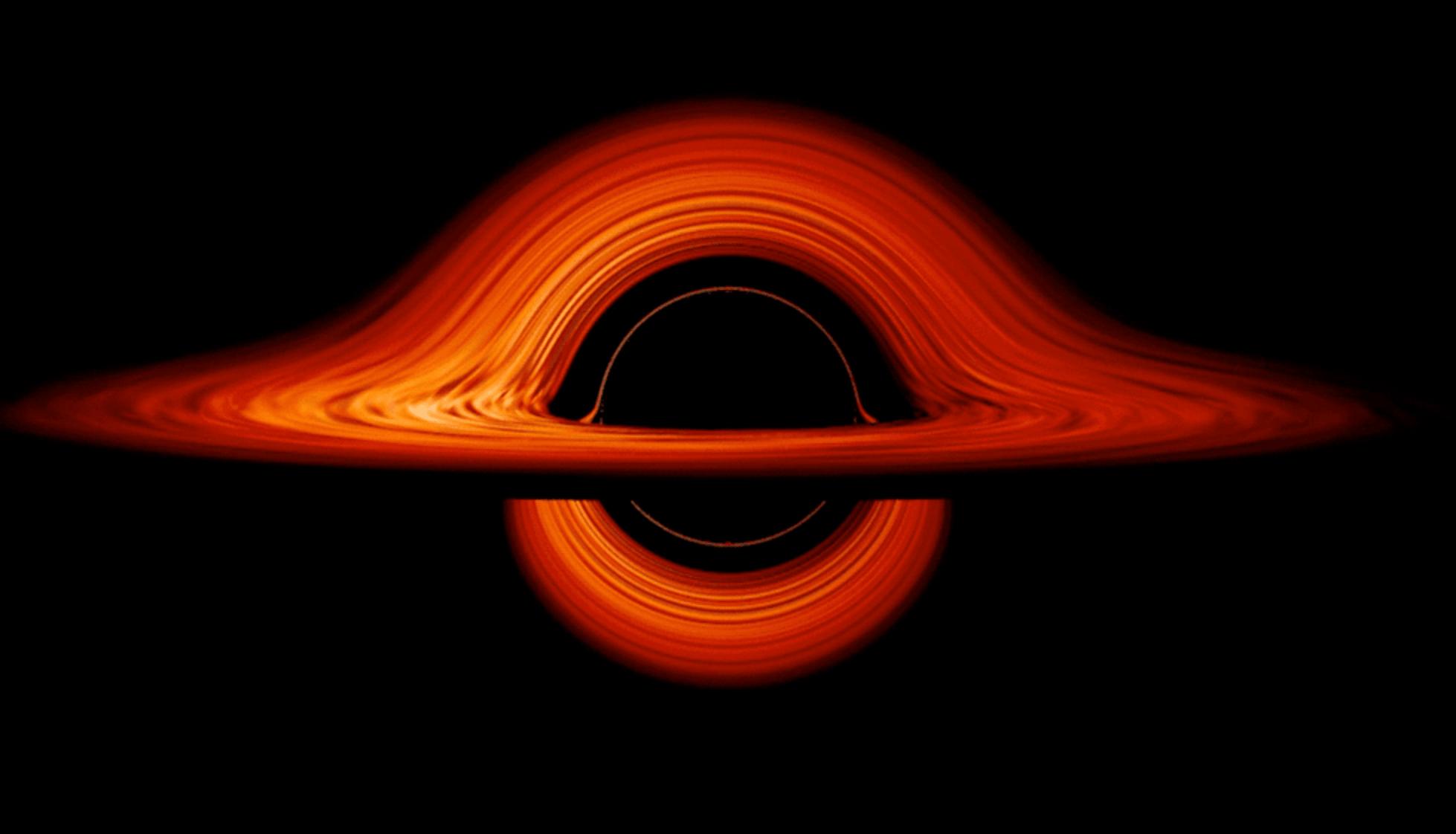Astronomoek zulo beltz bat aurkitu dute gure galaxian behar ez lukeenik