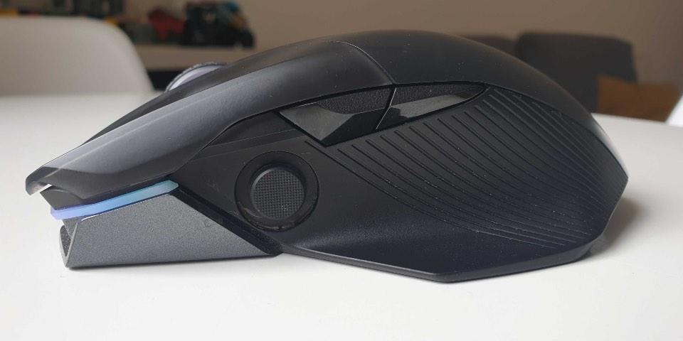 Asus ROG Chakram Gaming Mouse Review 1