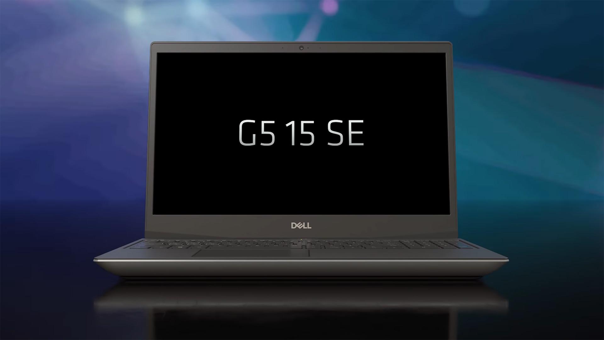 Aurten AMD SmartShift teknologia Dell G5 SE ordenagailu eramangarri batean bakarrik dago erabilgarri