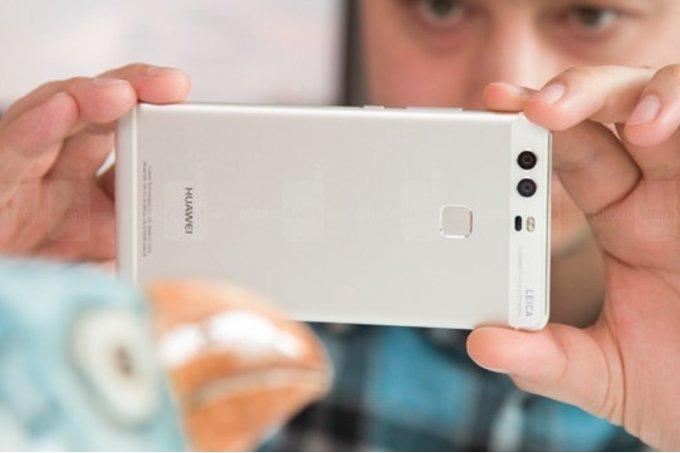 Azkenean iritsi da Huawei P9-ren espero den eguneratzea!