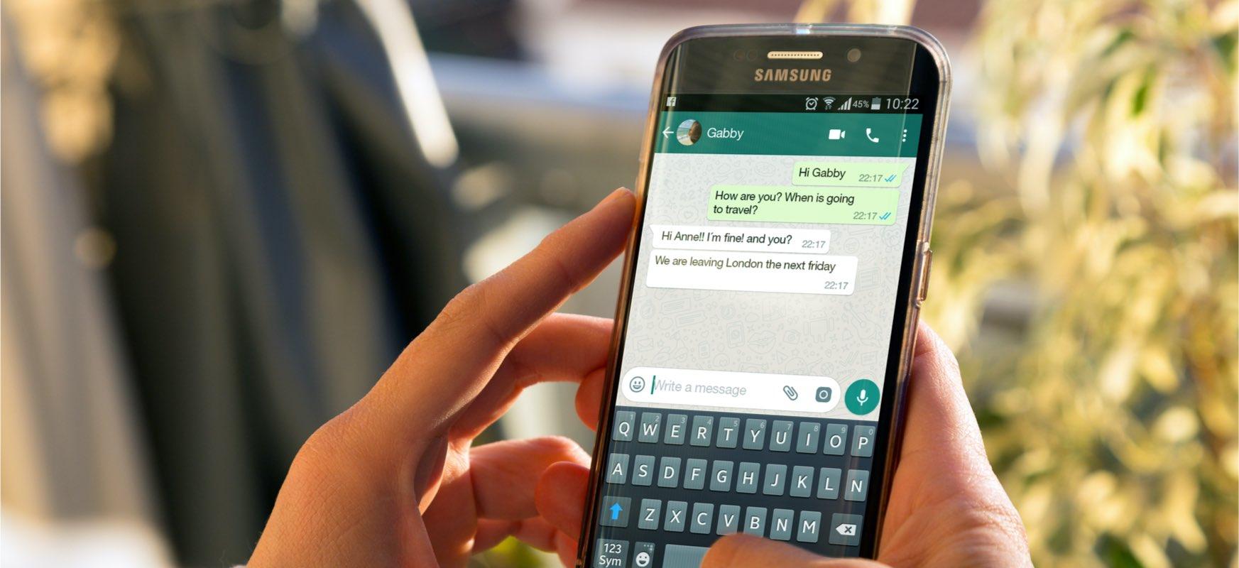 Azkenik, WhatsApp-ek aldi berean hainbat gailu mugikorrekin saioa egitea ahalbidetuko du