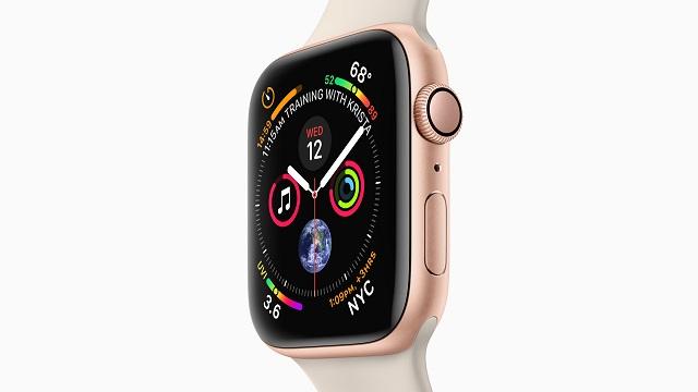 Badakigu zer hobekuntza sartu behar diren berrian Apple Watchu