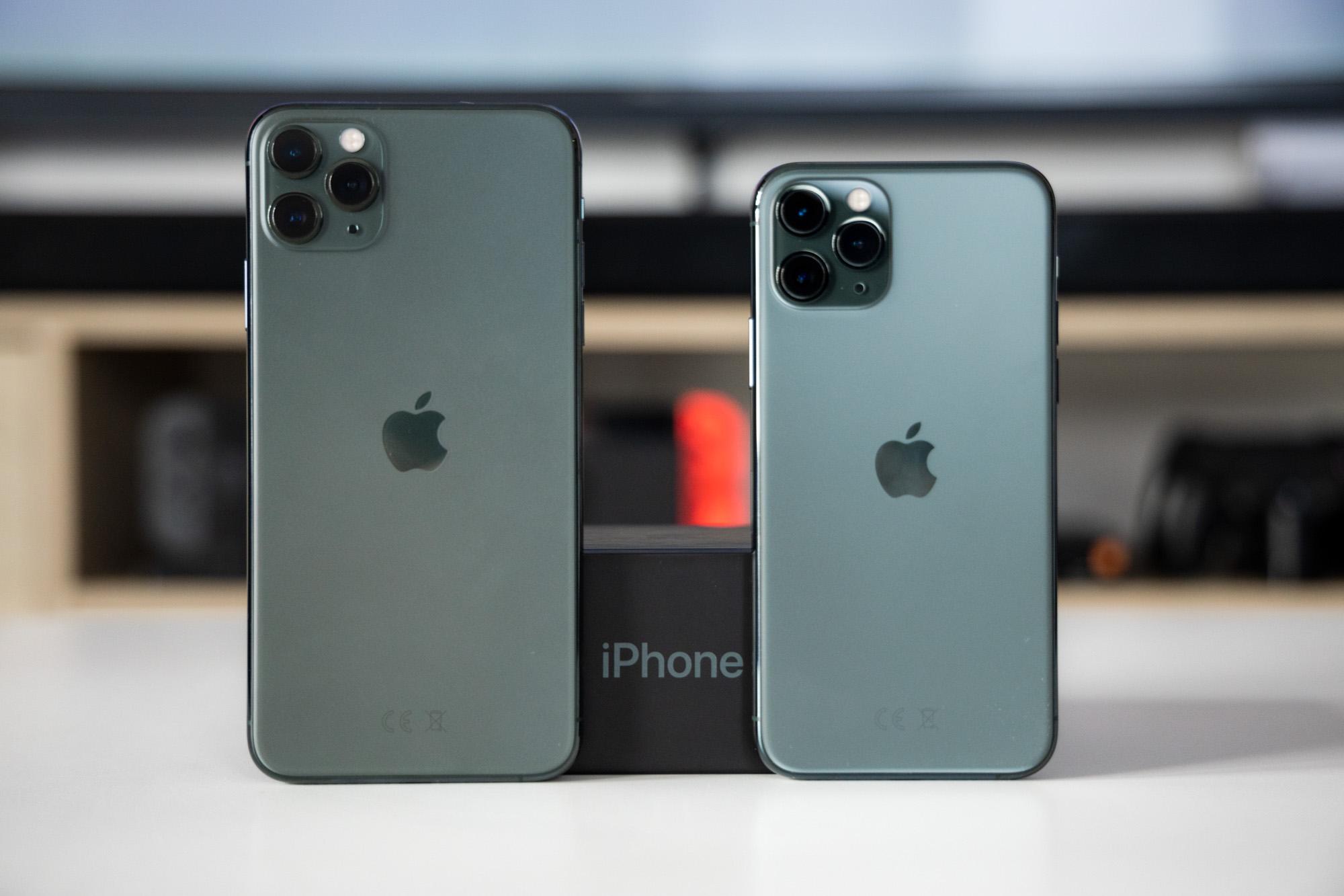 Badaude iPhone 11 Pro Max erostea justifikatzen duen gauza bat